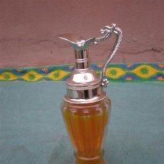 Botellas antiguas: TARRO DE COLONIA AMAFIL. Lote 16870264