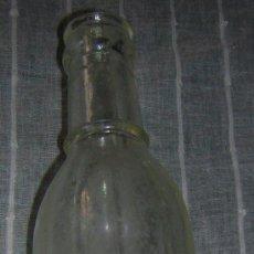 Botellas antiguas: ANTIGUA BOTELLA GASEOSA , J.MARTI ,, MALLORCA , 22CM ALTO. Lote 26342843