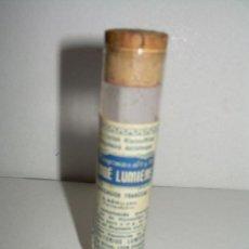 Botellas antiguas: ANTIGUO FRASCO DE MEDICAMENTO. Lote 25202957