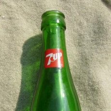 Botellas antiguas: BOTELLA 7UP - 200 CL. Lote 27367785
