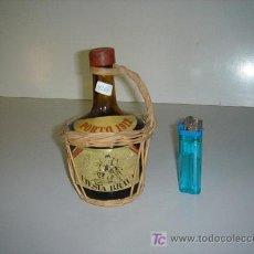 Botellas antiguas: BOTELLIN DE LICOR . Lote 26130354