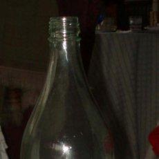 Botellas antiguas: BOTELLA GASEOSA EDUARDO FEIJOO PONTEVEDRA. Lote 25190932