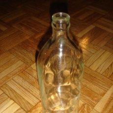 Botellas antiguas: BOTELLA DE ACEITE DE OLIVA \\ OLIVA DE PLASENCIA \\ CA. 1940. Lote 26534043