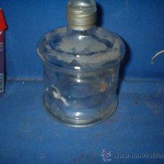 Bottigglie antiche: FRASCO CRISTAL. Lote 23241265