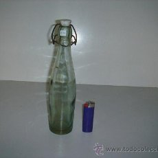 Botellas antiguas: BOTELLA DE GASEOSA . Lote 26933314