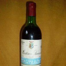 Botellas antiguas: MARTINEZ LACUESTA CRIANZA 1978 HARO RIOJA. Lote 26429007