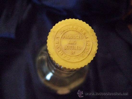 Botellas antiguas: BOTELLA BRANDY DE JEREZ 501 - SOLERA - CARLOS Y JAVIER DE TERRY - PUERTO SANTA MARIA - 2 LITROS - Foto 2 - 26421566
