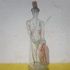 Botellas antiguas: BOTELLA FORMA DE TORERO. Lote 131689970