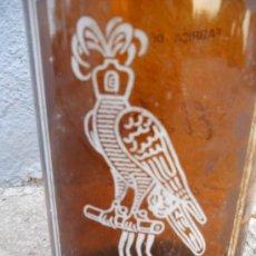 Botellas antiguas: ANTIGUA BOTELLA DE CERVEZA SERIGRAFIADA EL AZOR. 33 CL, ES DE LAS PEQUEÑAS. Lote 28261328
