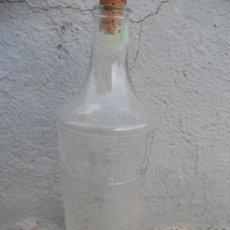 Botellas antiguas: ANTIGO BOTELLA DE ANIS. 1 LITRO.. Lote 28074504