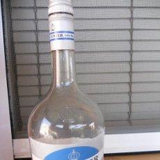 Botellas antiguas: BOTELLA DE ANISETTE CUSENIER .1 LITRO.. Lote 28228646