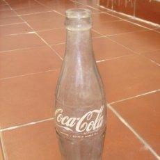 Botellas antiguas: BOTELLA DE COCA COLA - AÑOS 70 - 33 CL (SERIGRAFIADA). Lote 28769631