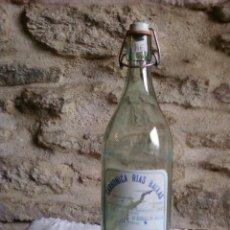 Botellas antiguas: BOTELLA DE GASEOSA A BOA. Lote 28951306