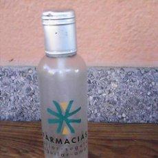 Botellas antiguas: BOTELLA DE COLONIA. Lote 29094543