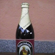 Botellas antiguas: BOTELLA DE CERVEZA FRANZISKANER, 0.5 LITROS.. Lote 29178294