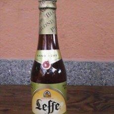 Botellas antiguas: BOTELLA DE CERVEZA LEFFE . 33 CL.. Lote 29178999