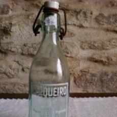 Botellas antiguas: BOTELLA DE GASEOSA CERQUEIRO. Lote 29179563