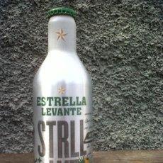 Botellas antiguas: PRECIOSA BOTELLA DE CERVEZA ESTRELLA DE LEVANTE. EDICION LIMITADA.. Lote 29271785