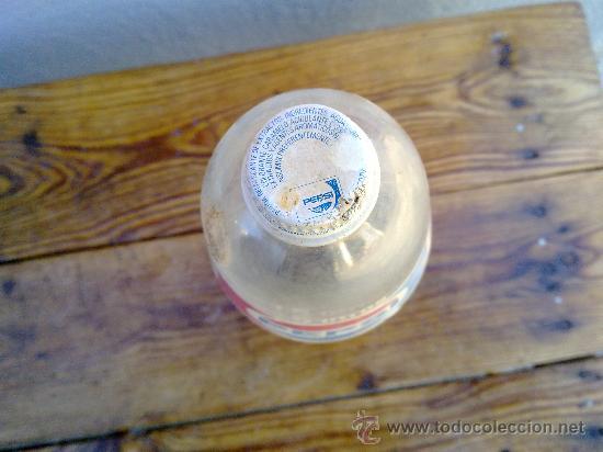 Botellas antiguas: BOTELLA DE PEPSICOLA, SERIGRAFIADA , 1,5 LITROS. - Foto 2 - 29733798