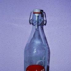 Botellas antiguas: BOTELLA DE GASEOSA REVOLTOSA - 1 LITRO. Lote 29787261