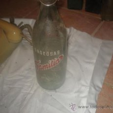 Botellas antiguas: BOTELLA GASEOSA. Lote 30207865