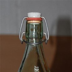 Botellas antiguas: BOTELLA DE GASEOSA TORRES DE VILLA DE DON FADRIQUE TOLEDO - MUY DIFÍCIL. Lote 30698105