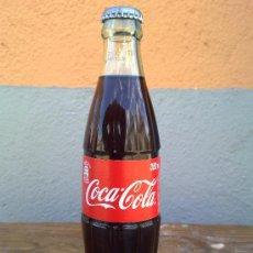 Botellas antiguas: BOTELLA DE COCACOLA , 35 CL. ETIQUETA EN PAPEL. Lote 30671267
