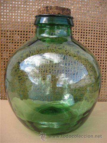 garrafa de cristal de boca ancha viresa comprar botellas