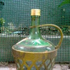 Botellas antiguas: BOTELLA PARA VINO, 2 LITROS.. Lote 31581076