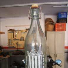 Botellas antiguas: BOTELLA GASEOSA. Lote 31626054