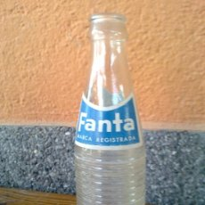 Botellas antiguas: ANTIGUA BOTELLA DE FANTA, SERIGRAFIADA. .. Lote 31802890