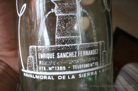 Antigua botella de gaseosa cinco navas origina comprar botellas antiguas en todocoleccion - Navalmoral de la sierra ...