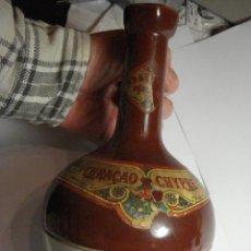 Botellas antiguas: BARDINET CURAÇAO DE CHIPRE - PRECIOSO Y RARO CANECO PORCELANA . Lote 32522775