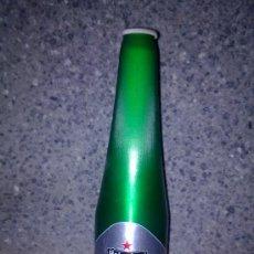 Botellas antiguas: BOTELLA DE CERVEZA HEINEKEN. 33 CL. EN ALUMINIO. Lote 32665764