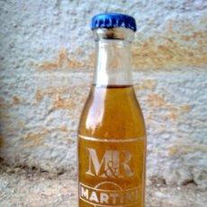 Botellas antiguas: BOTELLA DE MARTINI.. Lote 32751487