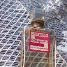 Botellas antiguas: FRASCO BOTELLA DE PERFUME SHOCKING DE SCHIAPEVELLI. Lote 34105108