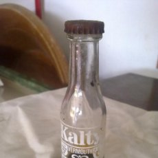 Botellas antiguas: BOTELLA ANTIGUA DE VERMOUTH KALTY. Lote 34751471