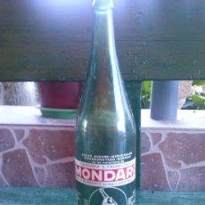 Botellas antiguas: BOTELLA DE AGUA MONDARIZ, 1 LITRO.. Lote 34889574