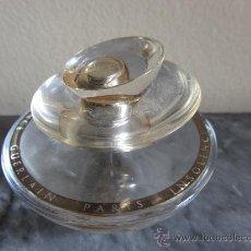 Botellas antiguas: FRASCO VACÍO DE PERFUME INSOLENCE DE GUERLAIN PARIS. Lote 35863848