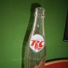 Botellas antiguas: BOTELLA ROYAL CROWN COLA 236CC. Lote 36802200
