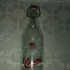 Botellas antiguas: BOTELLA LA CASERA - EDICION ESPECIAL 50 ANIVERSARIO - 1 LITRO. Lote 37519393