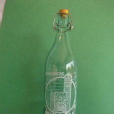 Alte Flaschen - botella gaseosa carbonicas miracle montblanc tarragona - 37673563