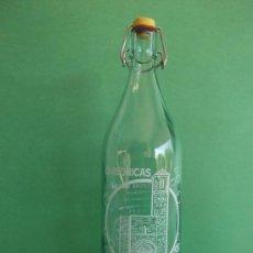 Alte Flaschen - botella gaseosa carbonicas miracle montblanc tarragona - 37673629