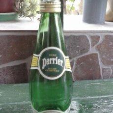 Botellas antiguas: ANTIGUA BOTELLA DE AGUA MINERAL PERRIEL DE 33 CL.. Lote 38437339