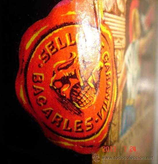 Botellas antiguas: mini botella botellin - Foto 5 - 38510105