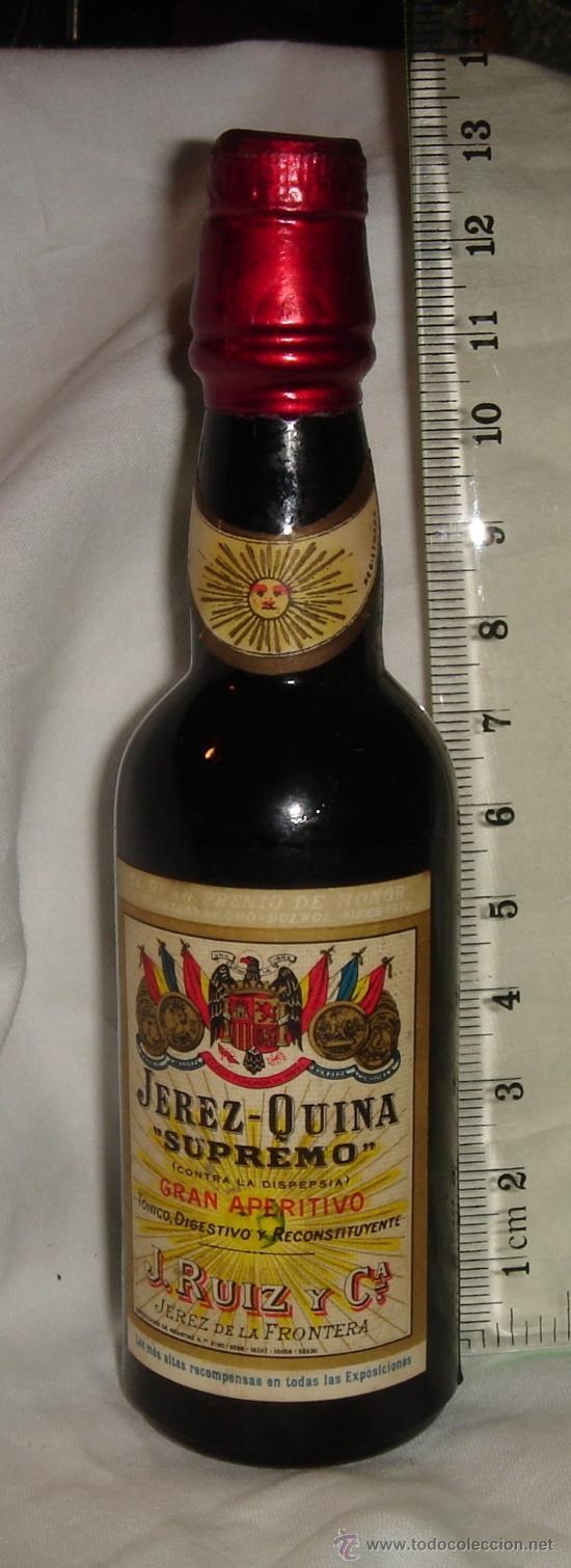 MINI BOTELLA BOTELLIN (Coleccionismo - Botellas y Bebidas - Botellas Antiguas)