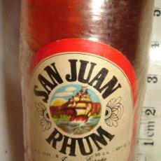Botellas antiguas: MINI BOTELLA BOTELLIN. Lote 38510630