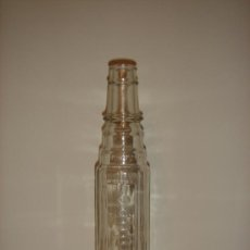 Botellas antiguas: BOTELLA DE ACEITE ESSO (ESSOLUBE) / ANTIGUO COCHE DIESEL / 1920. Lote 38613617