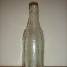 Botellas antiguas: BOTELLA DE COCA COLA / BOTELLÍN / RELIEVE / 1926 (PIEZA DE COLECCIÓN). Lote 38614005