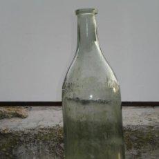 Botellas antiguas - ANTIGUA BOTELLA EN CRISTAL DE LA CASA BOBADILLA ( DESAPARECIDA ) . VER DESCRIPCION - 38932533